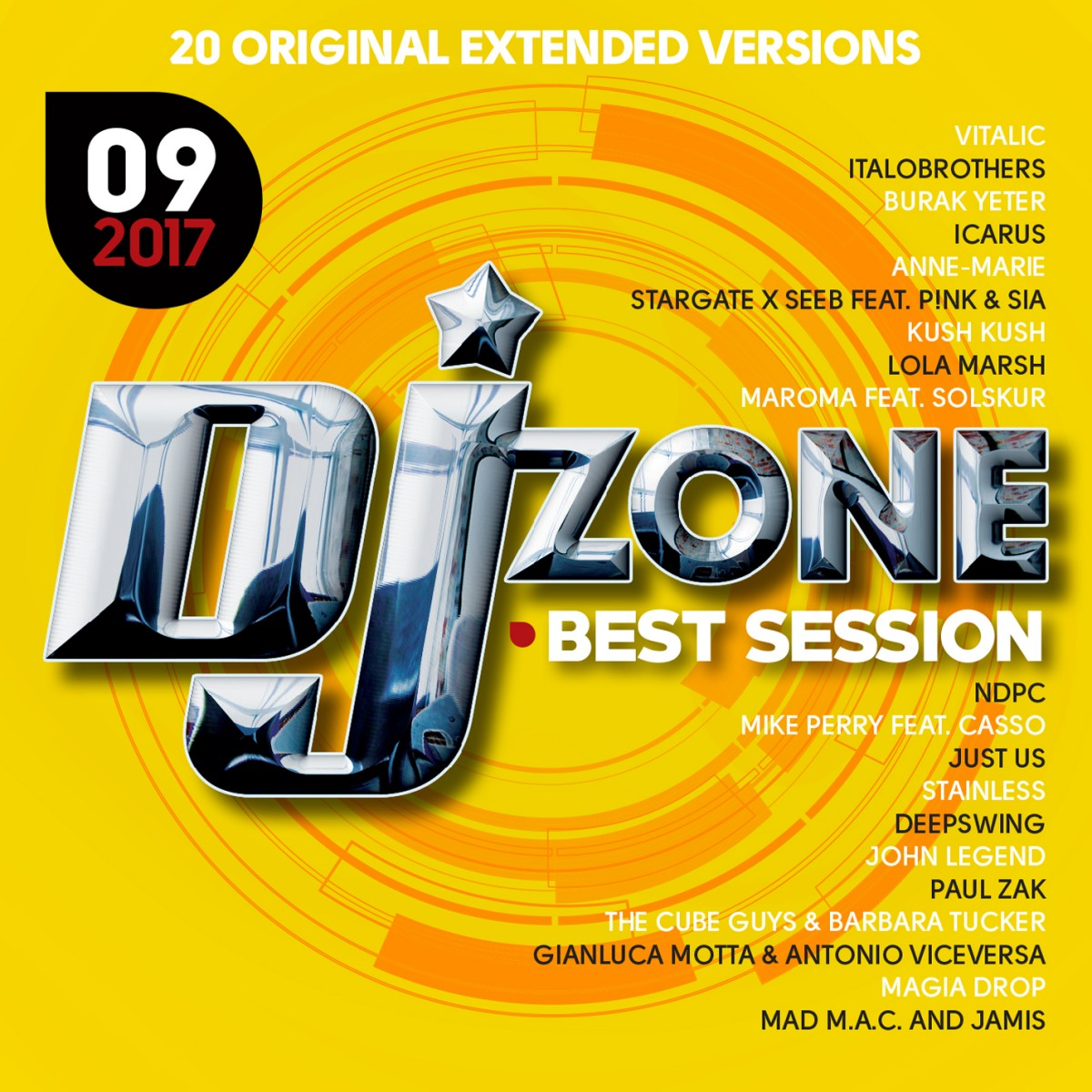 DJ ZONE BEST SESSION 09/2017