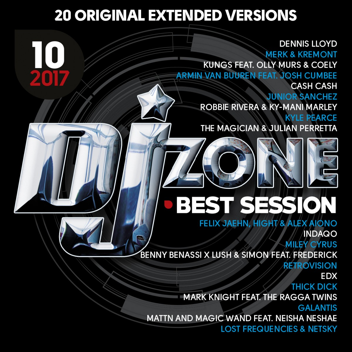 DJ ZONE BEST SESSION 10/2017