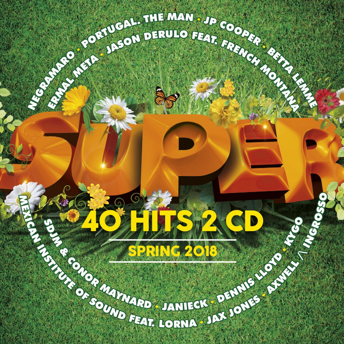 SUPERHITS SPRING 2018