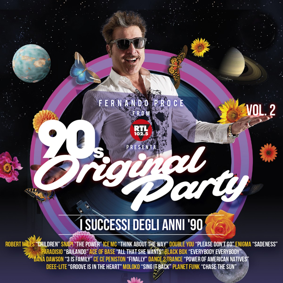 FERNANDO PROCE PRESENTA 90s ORIGINAL PARTY VOL.2