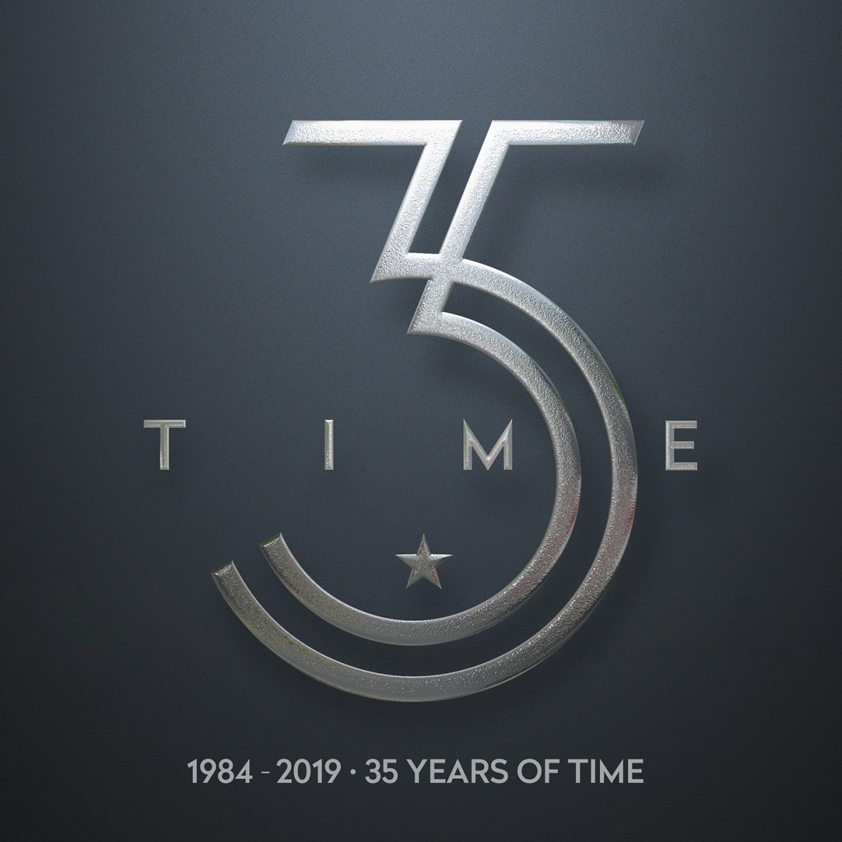 TIME 35 (1984 - 2019) 35 YEARS OF TIME